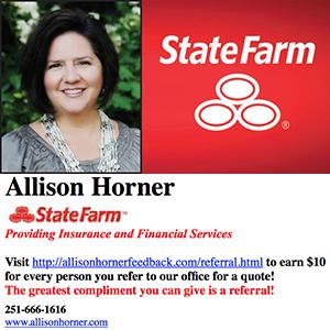 Allison Horner - State Farm